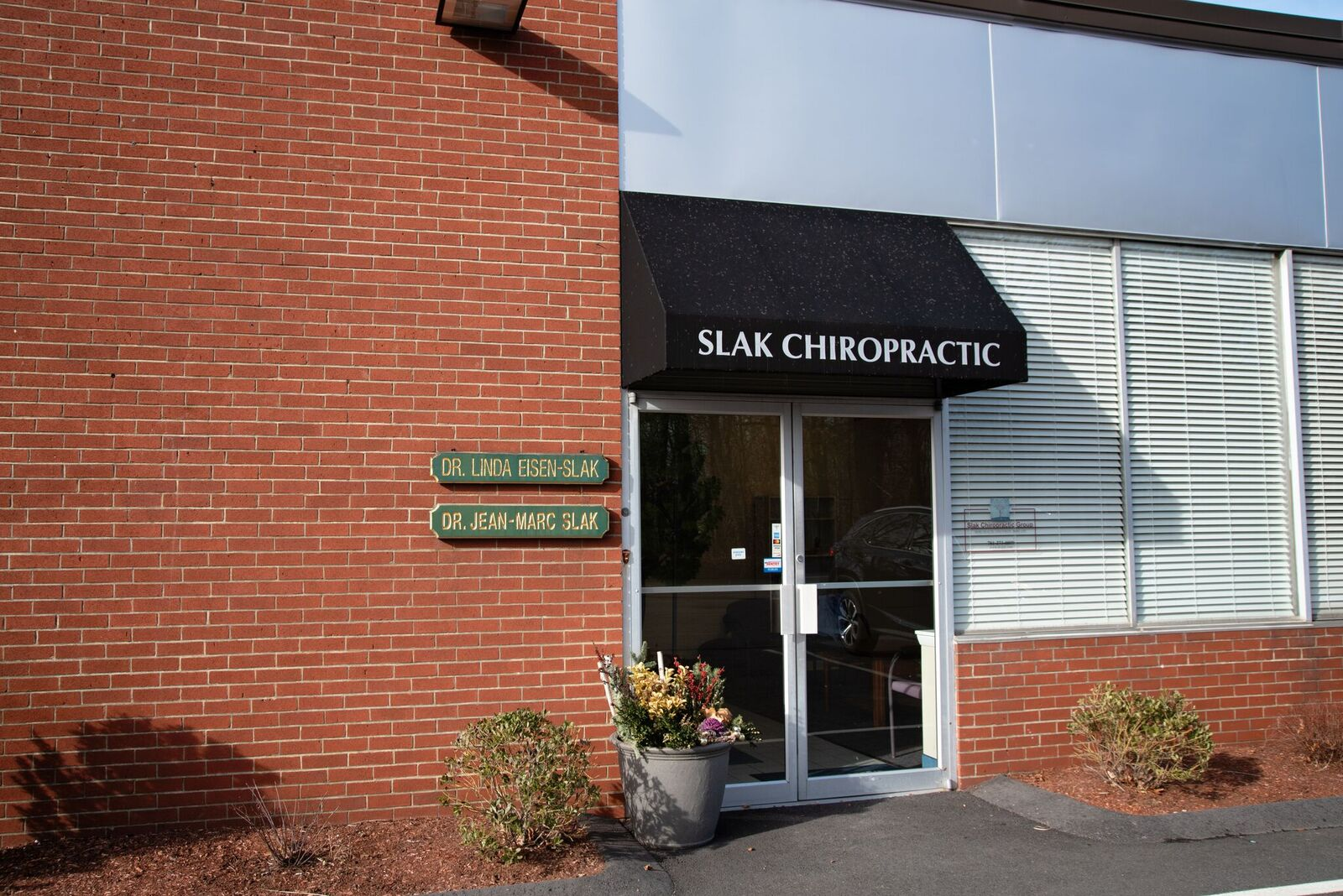 Lexington - Burlington - Chiropractic - Slak